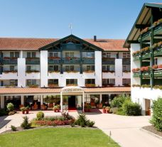 The Das Ludwig Hotel's beautiful hotel in striking Germany.