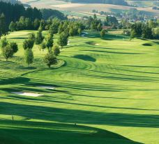 The Allianz Nickolmann Golf Course Brunnwies's lovely golf course within striking Germany.