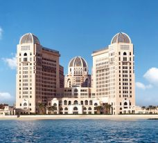 View The St Regis Doha's beautiful hotel within spectacular Qatar.