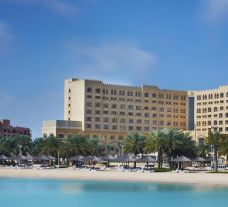 The InterContinental Doha's scenic hotel in sensational Qatar.