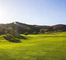 View Alferini Course at Villa Padierna's picturesque golf course within vibrant Costa Del Sol.