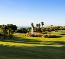 The Anoreta Golf Club's lovely golf course situated in vibrant Costa Del Sol.