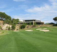 View Lumine Hills's scenic golf course within incredible Costa Dorada.