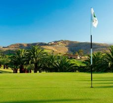 The Salobre Golf Course Old's impressive golf course within astounding Gran Canaria.