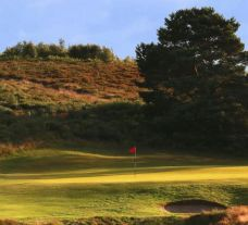 View Broadstone Golf Course's scenic golf course situated in gorgeous Devon.