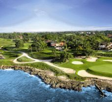 View Casa De Campo Golf - Teeth of the Dog Course's scenic gardens situated in gorgeous Dominican Re