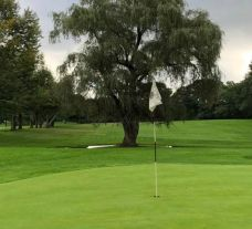 The Chelmsford Golf Club's scenic golf course situated in dramatic Essex.