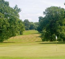 The Chesterfield Golf Club's beautiful golf course within spectacular Derbyshire.