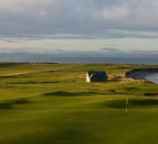 View Crail Golfing Society's lovely golf course within spectacular Scotland.