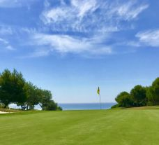 View Dona Julia Golf  Club's picturesque golf course within magnificent Costa Del Sol.