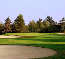 View Golf Club Bologna's picturesque golf course in dramatic Northern Italy.
