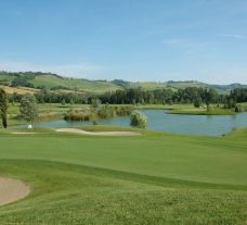 The Golf Club Le Fonti's scenic golf course situated in gorgeous Northern Italy.