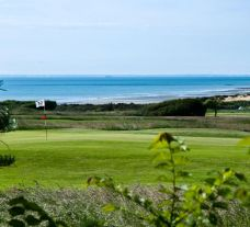 View Golf de Wimereux's beautiful golf course in striking Northern France.