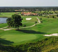 View Grande Dunes Golf's lovely golf course within impressive South Carolina.