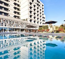 The Hotel OD Port Portals's impressive hotel situated in vibrant Mallorca.