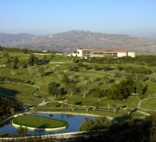 View Minthis Hills Golf Club's picturesque golf course in marvelous Paphos.