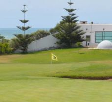 The Royal Golf El Jadida's impressive golf course situated in fantastic Morocco.