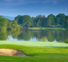 The Malone Golf Club's beautiful golf course in amazing Northern Ireland.