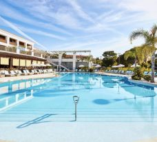 All The Wyndham Grand Algarve's scenic main pool within magnificent Algarve.