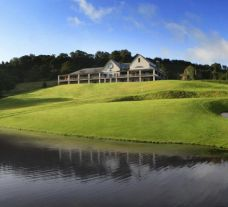 The Twenty Ten Course at Celtic Manor Resort's scenic golf course within incredible Wales.