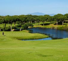 The Cabopino Golf Marbella's impressive golf course situated in amazing Costa Del Sol.