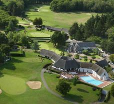 The Golf International Barriere La Baule's picturesque golf course within stunning South of France.