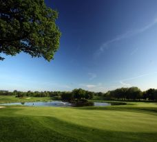 The Belfry Golf's picturesque golf course in stunning West Midlands.