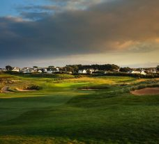 Trevose Championship golf course in top 100 links courses in England