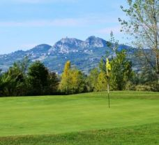 View Rimini – Verucchio Golf Club's impressive golf course situated in incredible Northern Italy.