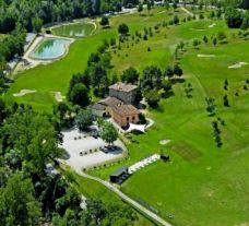 View Molino del Pero Golf Club's lovely golf course within impressive Northern Italy.