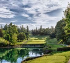 View Golf Club Bologna's lovely golf course within impressive Northern Italy.