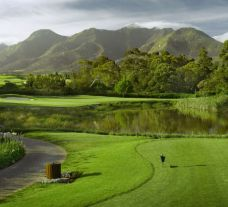 Fancourt Montagu Course features some of the finest golf course in South Africa