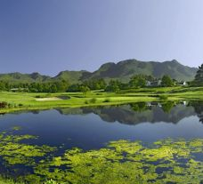 All The Fancourt Outeniqua Course's beautiful golf course within marvelous South Africa.