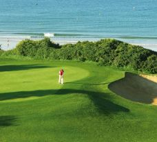 All The Novo Sancti Petri Golf 's beautiful golf course in amazing Costa de la Luz.