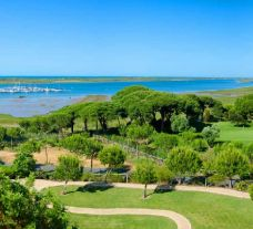 The El Rompido South Course's beautiful golf course situated in faultless Costa de la Luz.