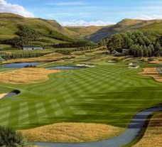The PGA Centenary - Gleneagles offers several of the most desirable golf course within Scotland