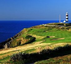 All The Old Head Golf Links's lovely golf course in striking Southern Ireland.