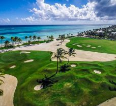 View Puntacana Golf Club - La Cana Course's picturesque golf course in marvelous Dominican Republic.