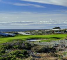 The Links at Spanish Bay features lots of the premiere golf course near California