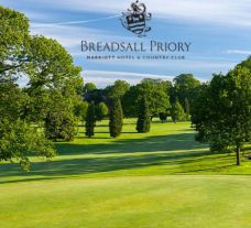Breadsall Priory Country Club has lots of the preferred golf course in Derbyshire