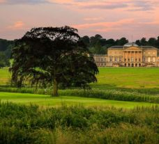 View Kedleston Park Golf Club's scenic golf course situated in gorgeous Derbyshire.