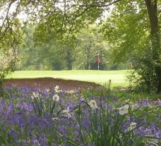 The Colchester Golf Club's scenic golf course in fantastic Essex.