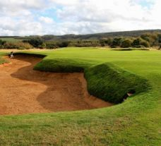 All The Ganton Golf Club's impressive golf course situated in breathtaking Yorkshire.