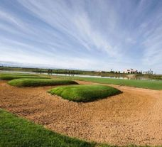 All The Al Maaden Golf Resort's impressive golf course within sensational Morocco.