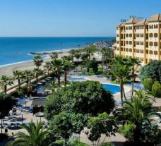 the IPV Beatriz Palace Hotel in Fuengirola