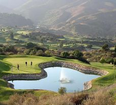 All The La Cala America Golf Course's impressive golf course situated in amazing Costa Del Sol.