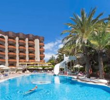 the Neptuno Hotel - Playa del Ingles