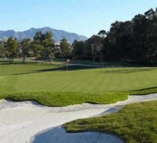 All The Santana Golf Club's lovely golf course in pleasing Costa Del Sol.