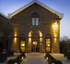 Martins Waterloo Entrance