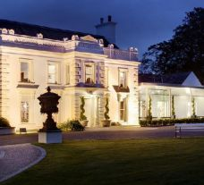 Galgorm Resort  Spa includes lots of the premiere reception within Northern Ireland